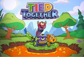Tied Together: affrontiamo i primi livelli su Nintendo Switch!