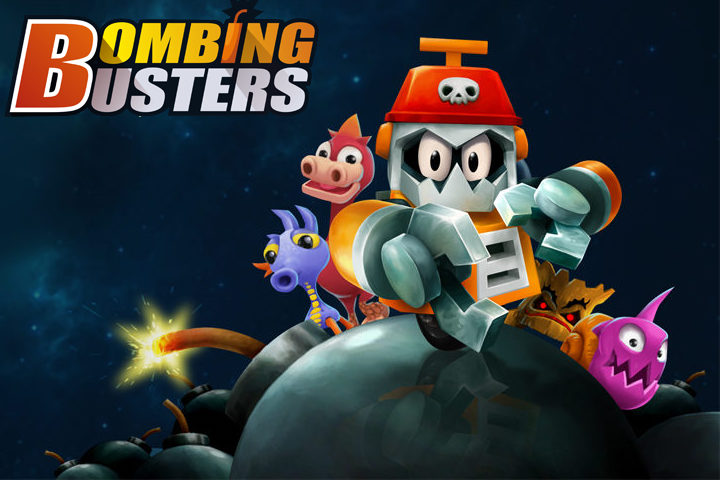 Bombing Busters – Recensione
