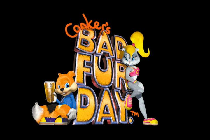 Conker's Bad Fur Day – Sessantaquattresimo Minuto