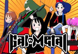 Gal Metal arriverà anche in Occidente il prossimo 2 novembre su Nintendo Switch!