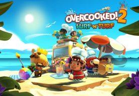 Overcooked! 2: disponibile da oggi, 3 ottobre, il DLC Surf 'n' Turf su Steam e console!