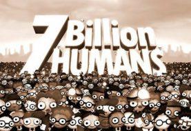 7 Billion Humans ha una data d'uscita su Nintendo Switch
