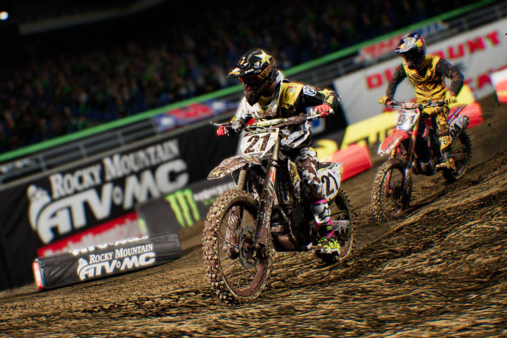 Monster Energy Supercross – The Official Videogame 2 si mostra nel Championship Trailer!