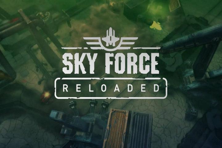 Sky Force Reloaded: giochiamo i primi livelli a difficoltà impossibile