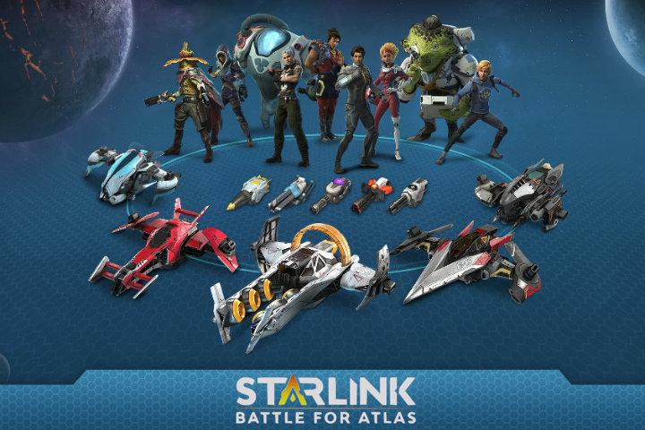 Starlink: Battle for Atlas – Guida all'acquisto dei kit di espansione