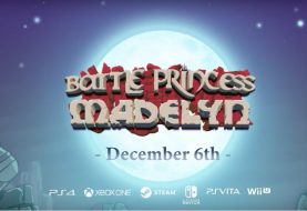 Battle Princess Madelyn arriverà il prossimo 6 dicembre su PC e console!