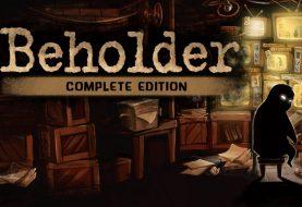 Beholder: Complete Edition spierà il 6 dicembre su Nintendo Switch!