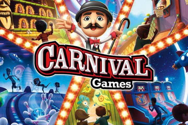 Carnival Games è disponibile da oggi, 6 novembre, su console!