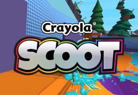 Crayola Scoot è disponibile su Nintendo Switch!