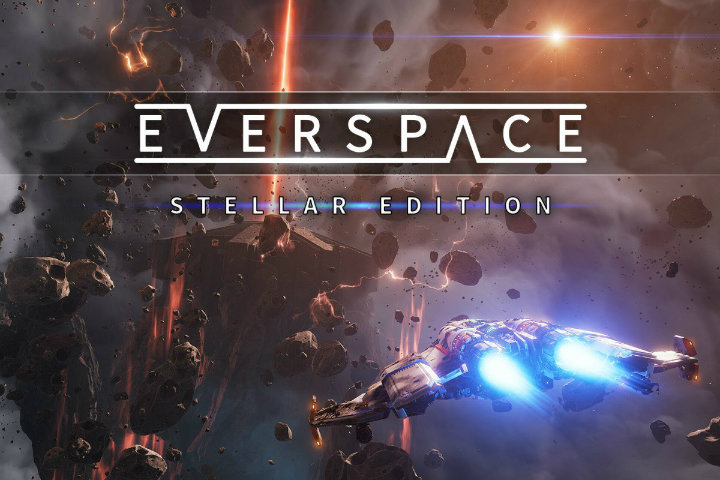 EVERSPACE: lo space shooter roguelike colpirà l'11 dicembre su Nintendo Switch!