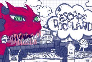Escape Doodland: il platform game correrà il 30 novembre su Steam e Nintendo Switch!