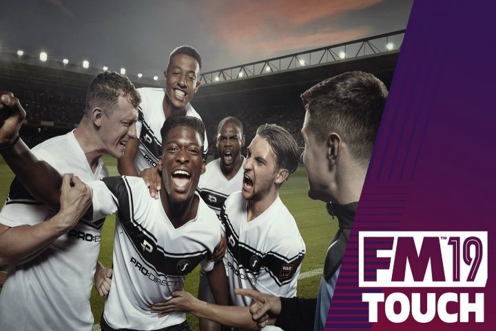 Football Manager 2019 Touch è disponibile da oggi, 27 novembre, su Nintendo Switch!