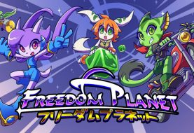 Freedom Planet: disponibile la demo sull'eShop di Nintendo Switch!