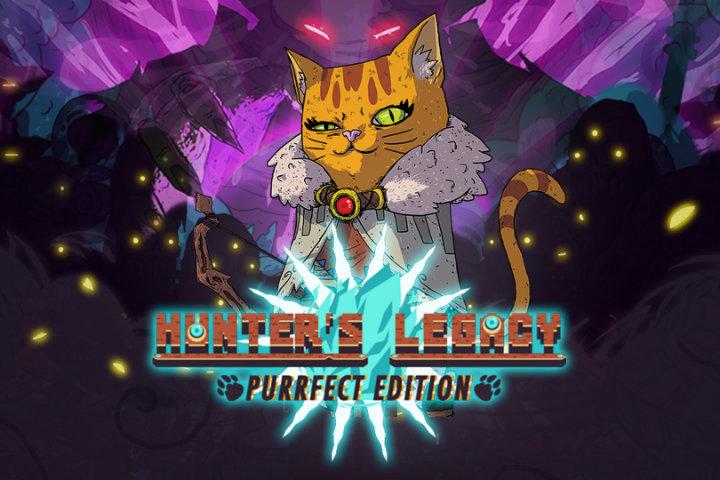 Hunter's Legacy: il platform metroidvania arriverà il 13 dicembre su Nintendo Switch!