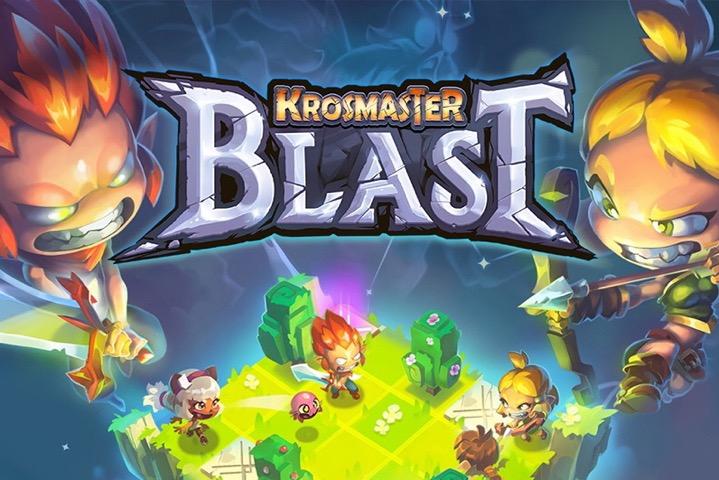 "Kickstarter: avviato il progetto ""KROSMASTER BLAST"""