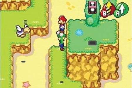 Mario e luigi abilità