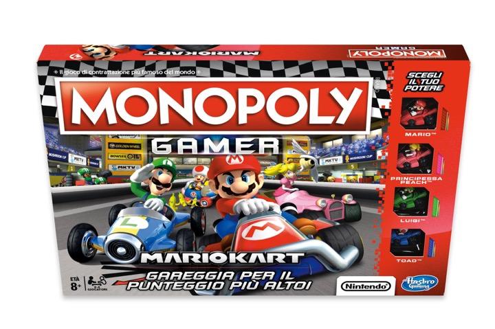 Monopoly Gamer si espande, stavolta con Mario Kart!