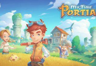 My Time At Portia si mostra in un nuovo trailer dedicato al crafting!