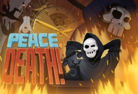 Peace, Death! Complete Edition: il simulatore arcade deciderà il 21 novembre su Nintendo Switch!