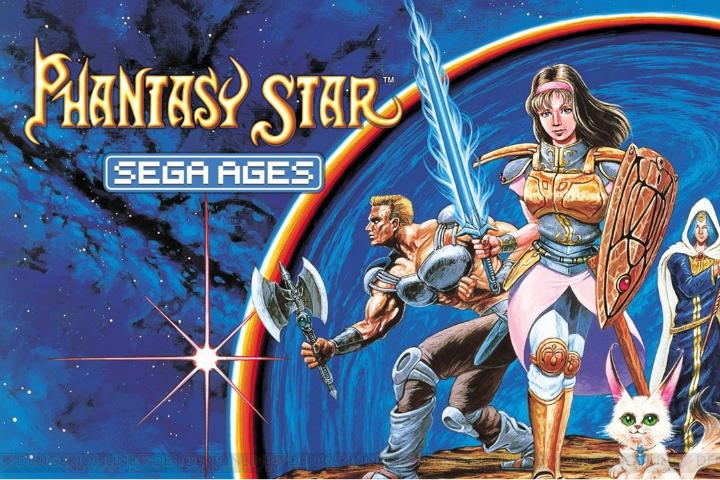 SEGA AGES Phantasy Star ha una data di rilascio