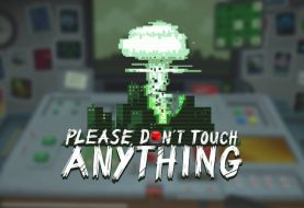 Please, Don't Touch Anything arriva oggi, 22 novembre, su Nintendo Switch!