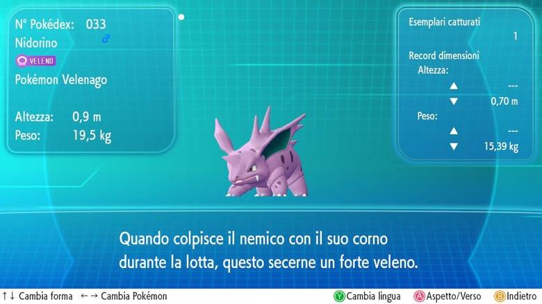 Pokémon Let's Go