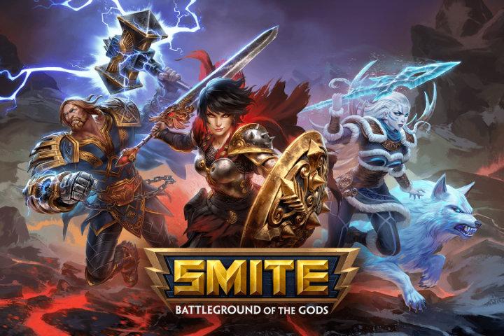 SMITE: il MOBA delle divinità arriverà a gennaio in accesso anticipato su Nintendo Switch!