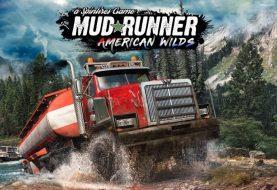 Spintires: MudRunner arriva su Switch con l'espansione American Wilds!