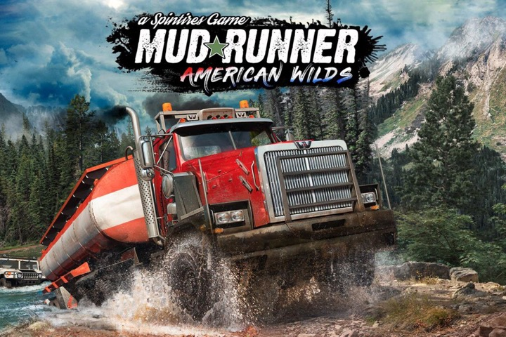 Spintires: MudRunner arriva su Switch con l'espansione American Wilds!