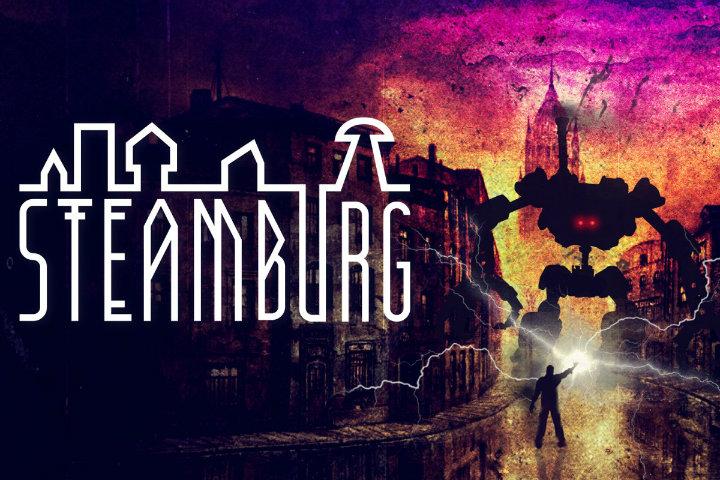Steamburg: l'avventura puzzle arriverà il 22 novembre su Nintendo Switch!
