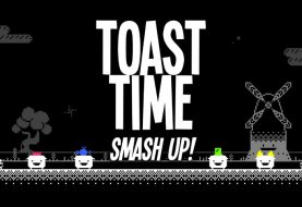 Toast Time: Smash Up! combatterà a suon di pane il 16 novembre su Nintendo Switch!