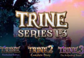 Trine Games 1-3 stanno arrivando su Nintendo Switch!