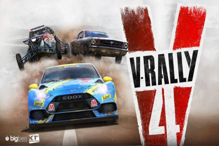 V-Rally 4: rilasciato nuovo trailer gameplay per Nintendo Switch!