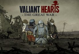 Valiant Hearts: The Great War arriva oggi, 8 novembre, su Nintendo Switch!