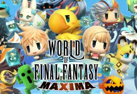 WORLD OF FINAL FANTASY MAXIMA è disponibile da oggi, 6 novembre, su PC e console!