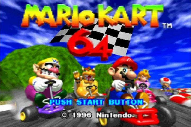 Mario Kart 64 – Sessantaquattresimo Minuto