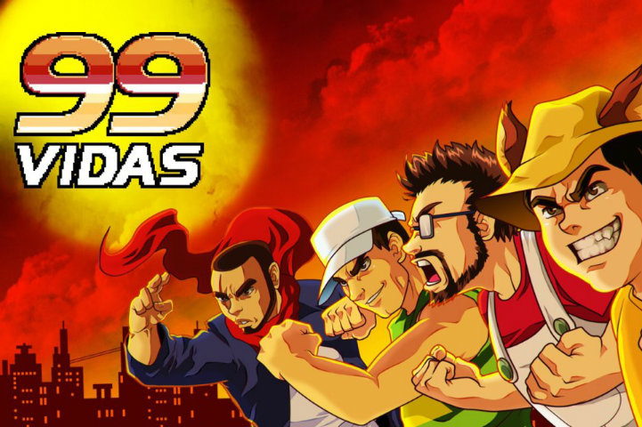 99Vidas Definitive Edition sbarcherà ufficialmente su Nintendo Switch