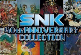 SNK 40TH Anniversary Collection - Recensione