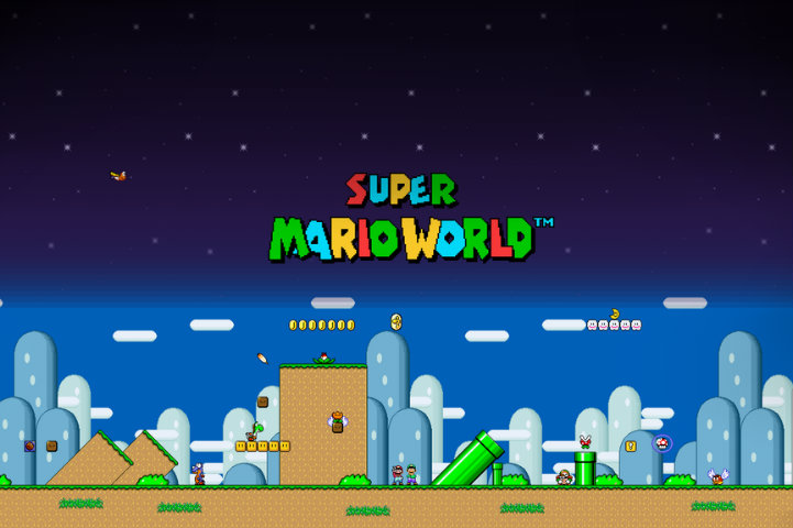 Super Mario World – Sessantaquattresimo Minuto