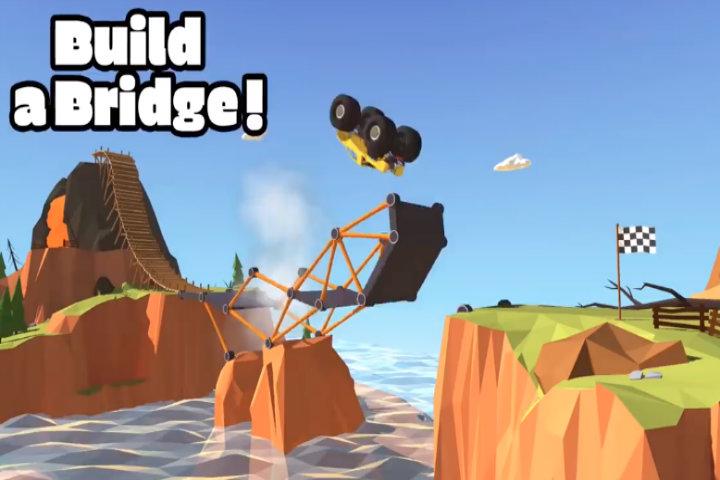 Build a Brigde! vi farà costruire ponti il 17 gennaio su Nintendo Switch!