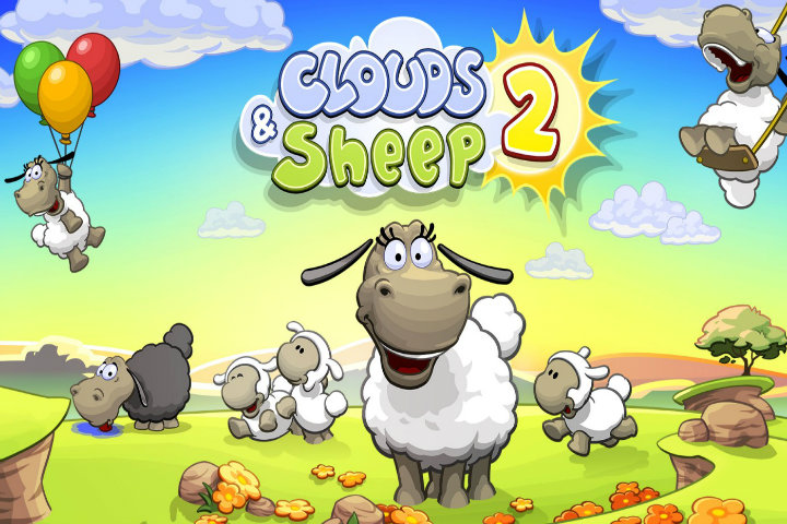 Clouds & Sheeps 2