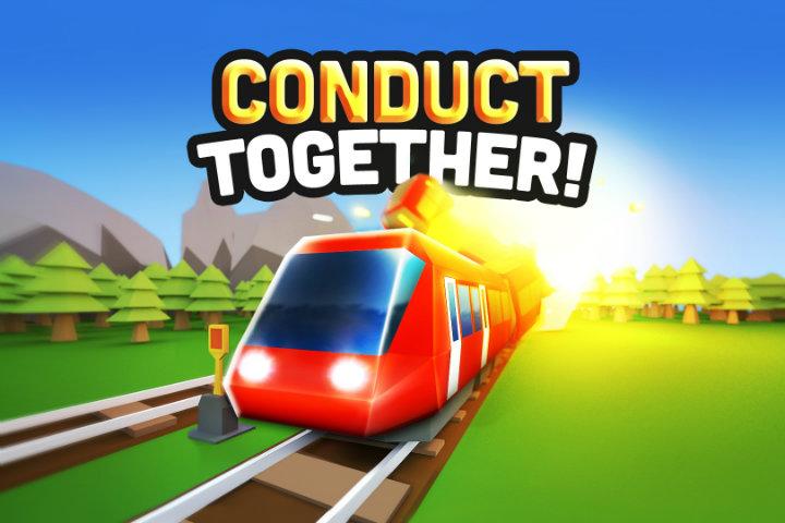 Conduct TOGETHER! arriverà alla stazione il 6 dicembre su Nintendo Switch!