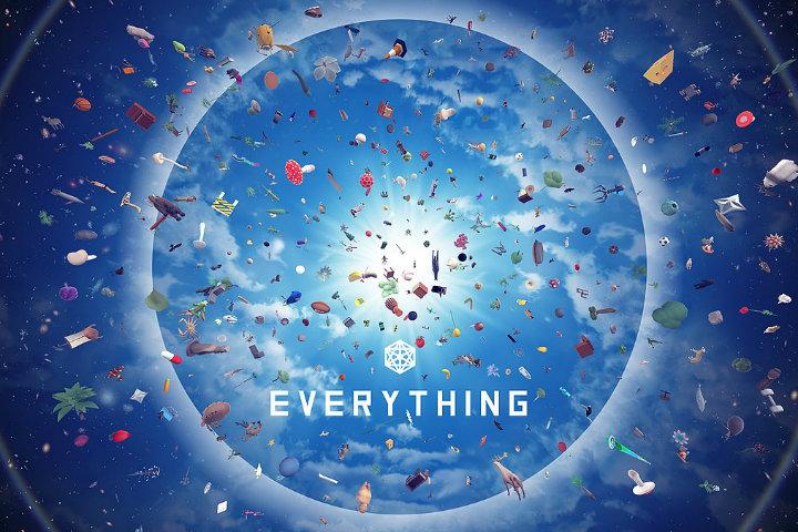 Everything: diventate l'universo il 10 gennaio su Nintendo Switch!