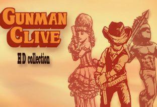 Gunman Clive HD Collection arriverà il 17 gennaio su Nintendo Switch!