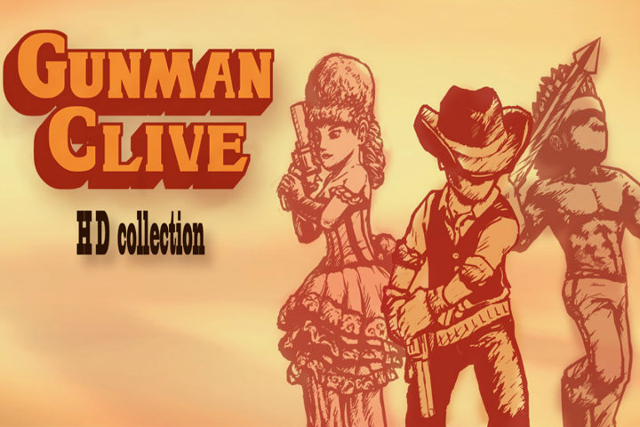 Gunman Clive HD Collection arriverà su Nintendo Switch!