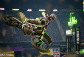 Monster Energy Supercross - The Official Videogame 2 si mostra in un trailer gameplay!