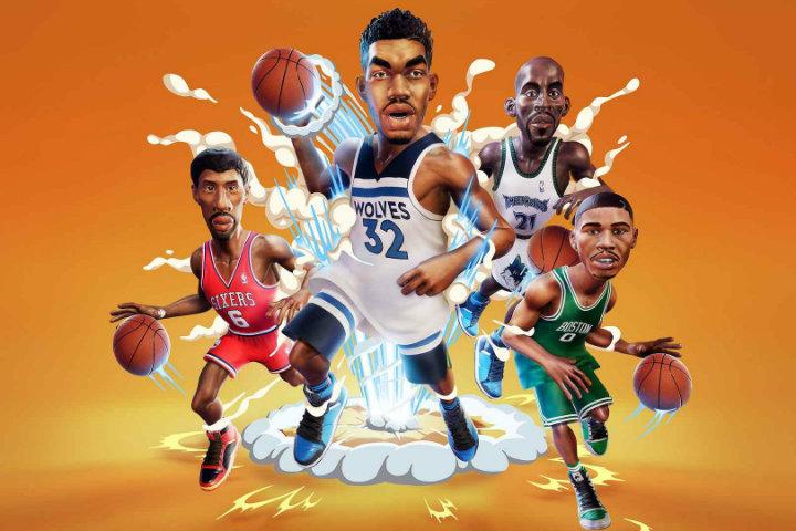 NBA 2K Playgrounds 2: è arrivato il DLC natalizio!