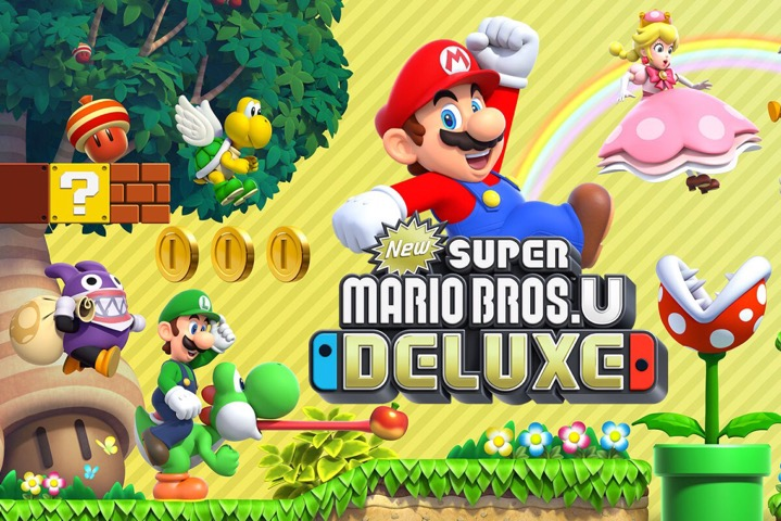 New Super Mario Bros. U Deluxe – Recensione