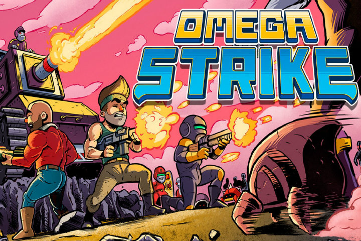 Omega Strike : i nostri primi minuti di gioco su Nintendo Switch
