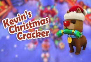 Overcooked! 2: è arrivata l'update gratuita Kevin's Christmas Cracker!